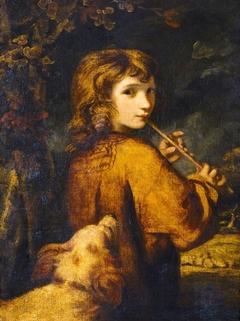 Piping Shepherd Boy