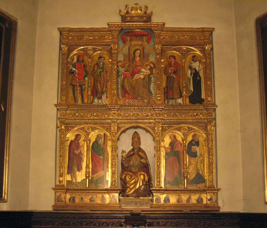 Polyptych of Saint Peter