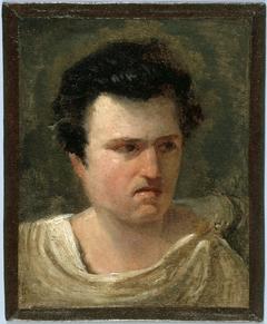 Portrait de François-Joseph Talma (1763-1826), tragédien