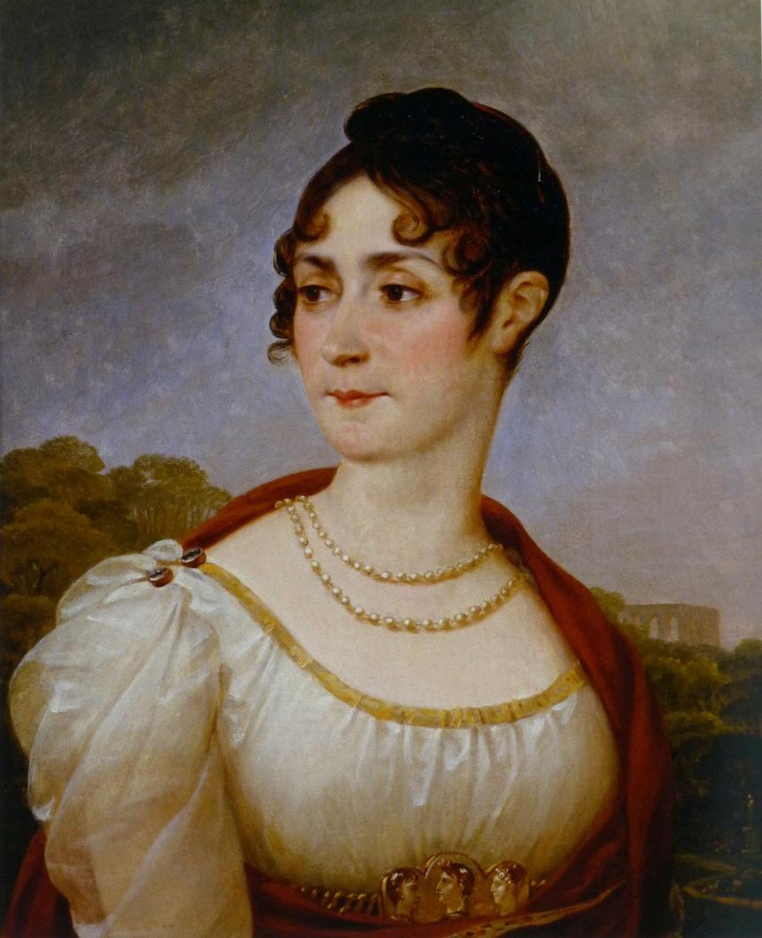 Portrait de l'Impératrice Joséphine