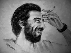 Portrait Fawzi Bakeer