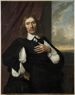Portrait of a Man (pendant of INV 1334)