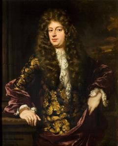 Portrait of a man, possibly Joan Blaeu (1650-1712)