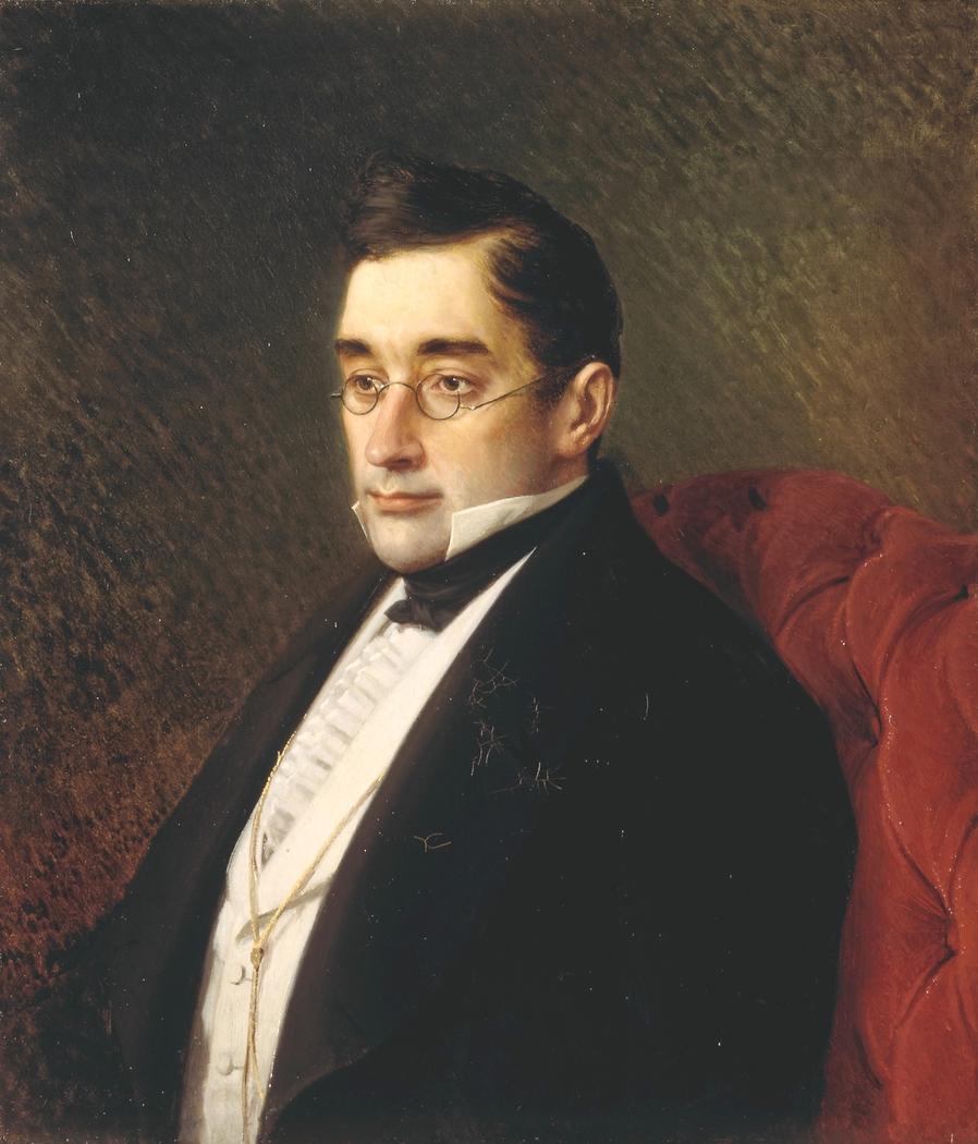 Portrait of Alexander Sergeyevich Griboyedov