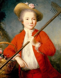 portrait of Antoine Duplàa