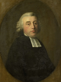 Portrait of Antonius Kuyper, Clergyman in Amsterdam