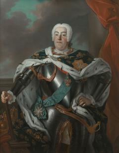 Portrait of Augustus III of Poland