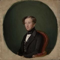 Portrait of Christian August Wulfsberg