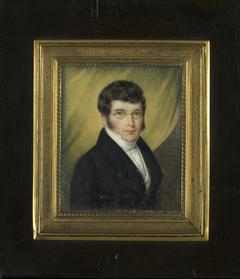 Portrait of Constantin Joseph Henri Moretus