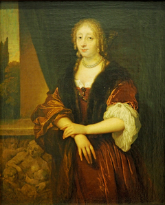 Portrait of Cornelia Bicker
