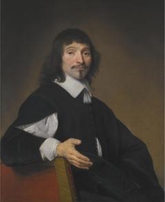 Portrait of François Dermout