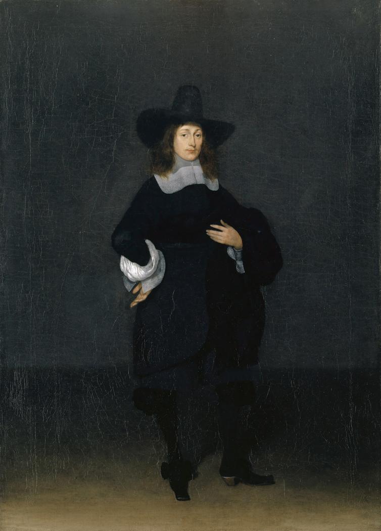 Portrait of Frederik Bannier (1635-1672)
