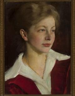 Portrait of Halina Pruska