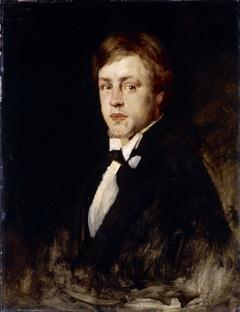 Portrait of Hans Olaf Heyerdahl