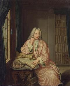 Portrait of Hendrik Snakenburg