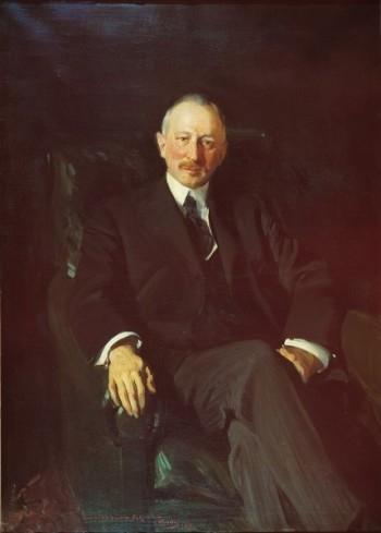 Portrait of Jacques Seligmann