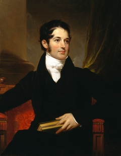 Portrait of James Cornell Biddle (1795–1838)