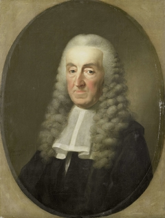 Portrait of Jan van de Poll, Burgomaster of Amsterdam