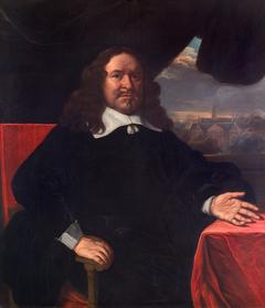 Portrait of Joan Huydekoper (1599-1661)