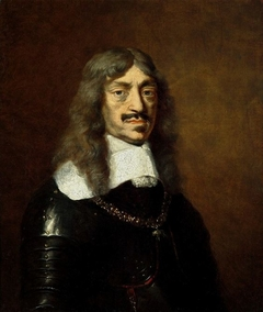 Portrait of John II Casimir Vasa.