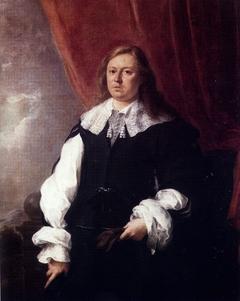 Portrait of Josua van Belle