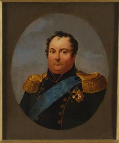 Portrait of Karol Sierakowski, artillery general