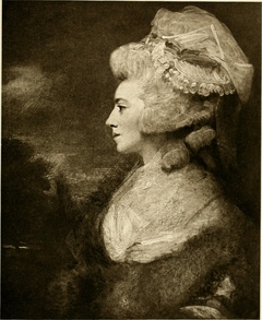 Portrait of Lady Louisa Fitzpatrick