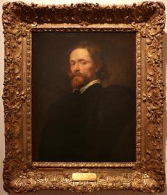 Portrait of Lucas Vorsterman