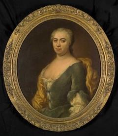 Portrait of Maria Anna Witheyn (1686-1763)