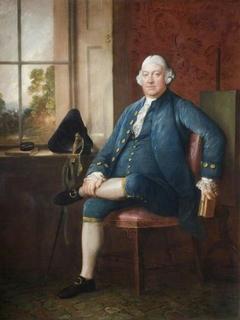 Portrait Of Matthew Hale (1728-86)