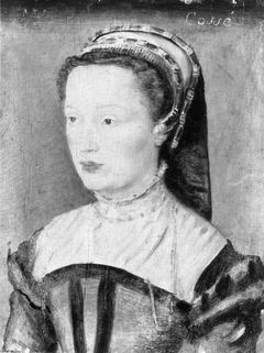 Portrait of Mlle. de Cosse