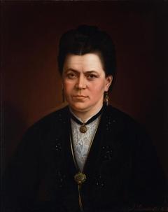 Portrait of Mrs Rosalia Schischka