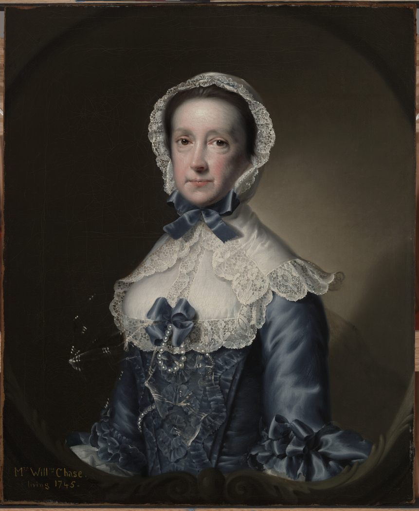 Portrait of Mrs. William Chase, Sr.