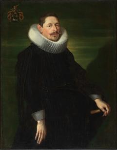 Portrait of Nicolas Triest, Count d'Auweghem