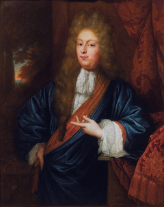 Portrait of Pieter Dierquens (1668-1714)