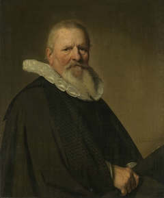 Portrait of Pieter Jacobsz Schout, Burgomaster of Haarlem