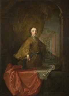 Portrait of Richard (Dicky) Bateman