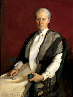 Portrait of Sarah E. Doyle