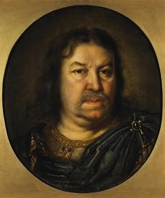 Portrait of Senator Ya.F. Dolgoruky