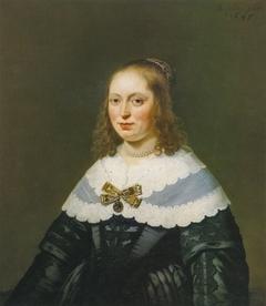 Portrait of Sophia Trip, wife of Joan Coymans