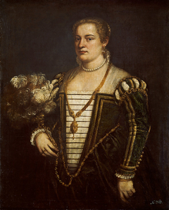 Portrait of the Artist's daughter Lavinia