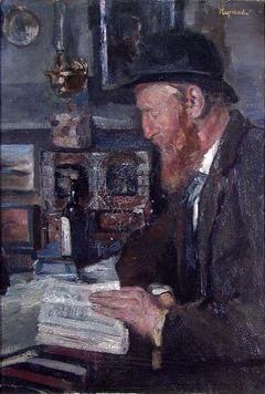 Portrait of the Painter Frederik Collett