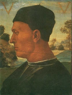 Portrait of Vitellozzo Vitelli