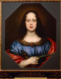 Portrait of Vittoria della Rovere (1622-1694) as St. Catherine