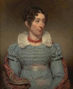Portret van Alida Gerbade