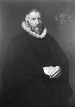 Portret van Steven Jansz. van Soestdijk sr. (ca. 1560-1646)