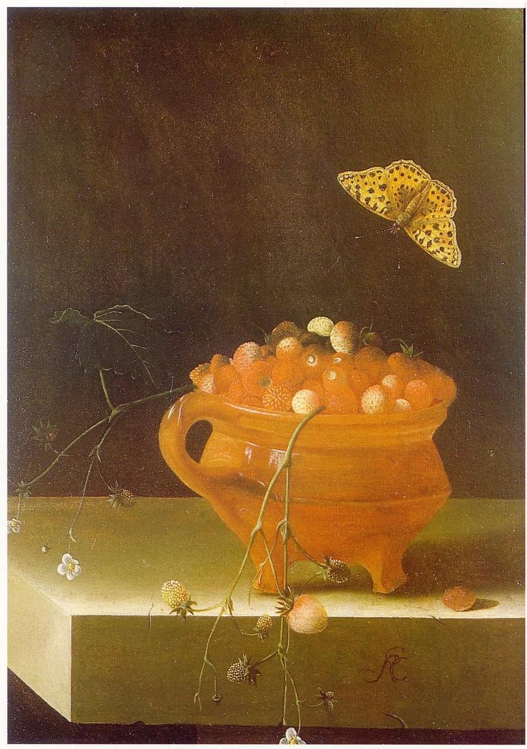 Pot of Strawberries