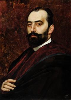 Retrato de Ángel Avilés
