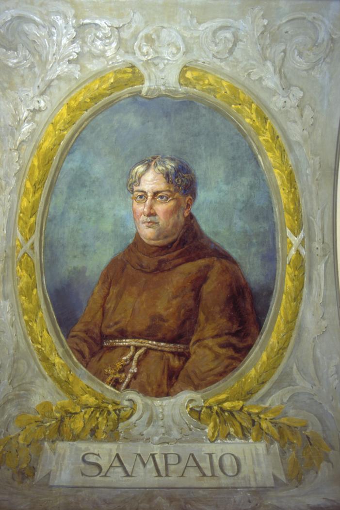 Retrato do Frei Francisco de Santa Teresa Sampaio
