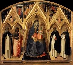 San Pietro Martire Triptych